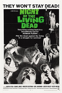 Poster of Night of the Living Dead (1968)