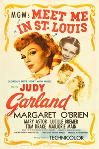 Poster of Meet Me in St. Louis (1944)