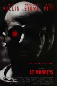 Poster for 12 Monkeys
