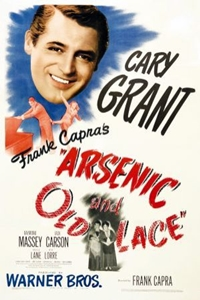 Arsenic and Old Lace (1944) Poster
