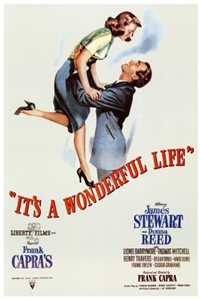 Poster for It's a Wonderful Life (1946)