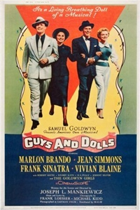 Poster of Guys and Dolls (1955)
