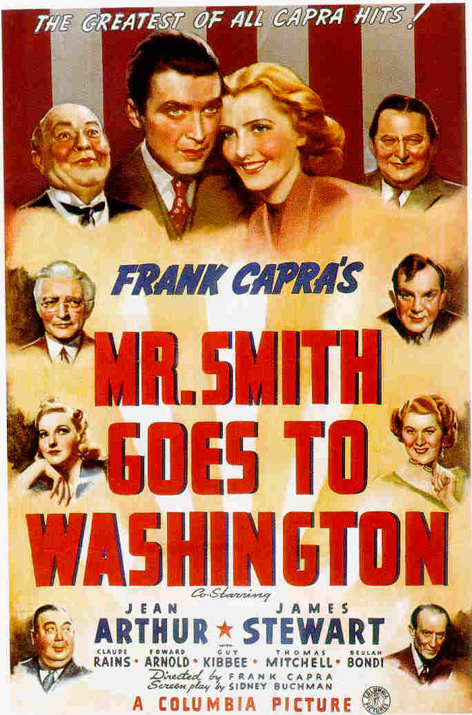 Poster of Mr. Smith Goes to Washington (1939)