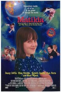 Poster for Matilda