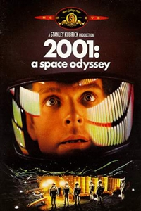 Poster of 2001: A Space Odyssey