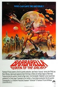 Poster of Barbarella (1968)