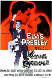 King Creole (1958) Poster