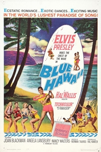 Blue Hawaii (1961) Poster
