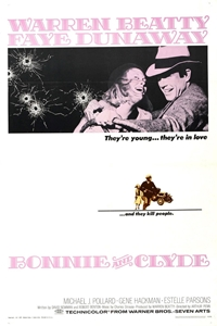 Poster of Bonnie and Clyde (1967)