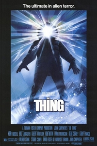 Poster for Thing (1982), The