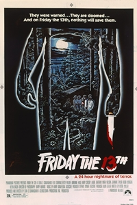 Poster for Friday the 13th (1980)