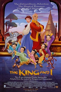 Poster of The King and I (1999)