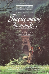Poster of All the Mornings of the World (Tous les matins du monde)