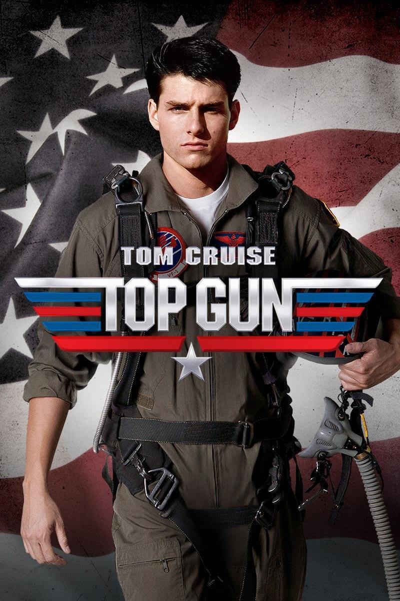 Poster for Top Gun (1986)