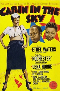 Poster of Cabin in the Sky (1943)