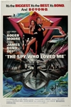 The Spy Who Loved Me Poster