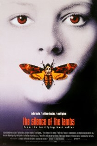 Poster for The Silence of the Lambs