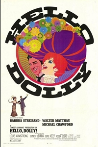 Poster for Hello, Dolly! (1969)
