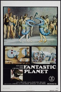 Fantastic Planet (La Planete Sauvage)