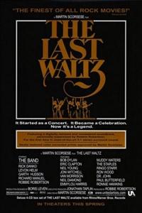 The Last Waltz Poster