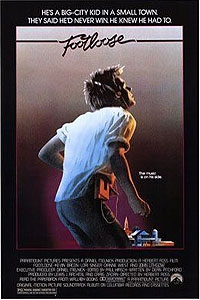 Poster of Footloose (1984)