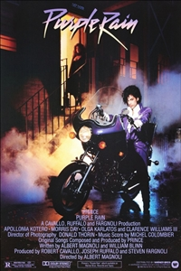 Poster of Purple Rain