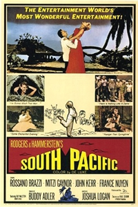 South Pacific (1958) Poster