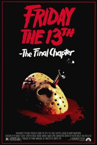 Poster of Friday the 13th Part IV: The Final Chapter