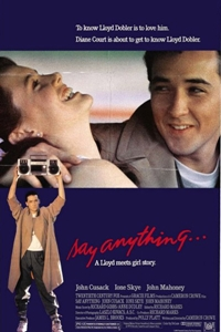 Poster for Say Anything
