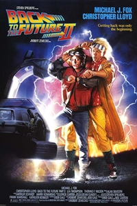 Poster for Back to the Future: Part II