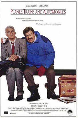 Poster of Planes, Trains & Automobiles