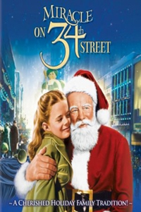 Poster of Miracle on 34th Street (1947)
