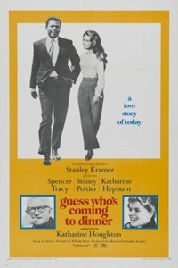 Poster for Guess Who's Coming to Dinner (1967)
