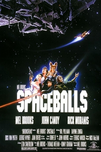 Poster of Spaceballs