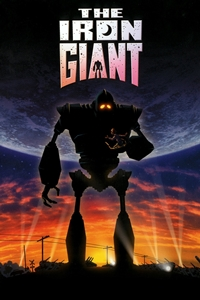Poster for Iron Giant, The