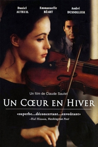 Poster of A Heart in Winter (Un Coeur En Hiver)