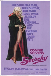 Poster of Scorchy