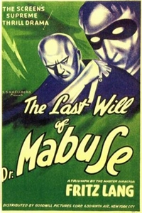 Testament of Dr. Mabuse (Das Testament des Dr. Mab