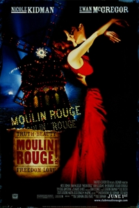 Poster of Moulin Rouge!