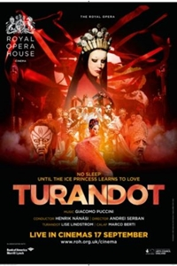 Poster of Turandot