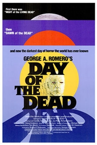 Poster of Day of the Dead (1985)