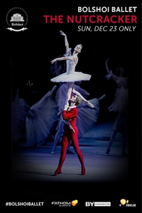 Bolshoi Ballet: The Nutcracker Poster