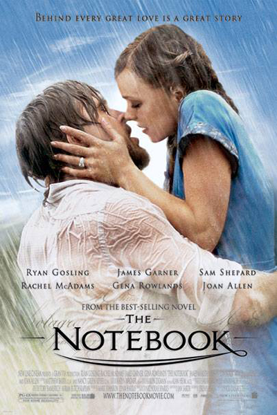 Poster for The Notebook (2004)