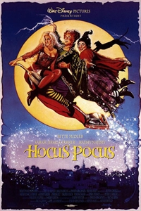 Poster ofHocus Pocus