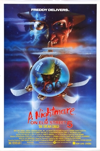 Poster ofNightmare On Elm Street: The Dream Child