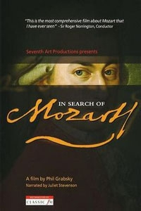 Poster of In Search of Mozart