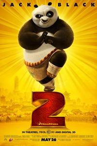 Kung Fu Panda 2._Poster