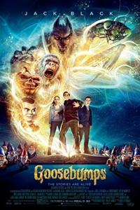 Poster for Goosebumps