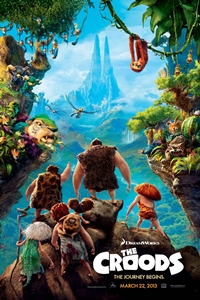 Poster of The Croods (Summer Kids Shows)