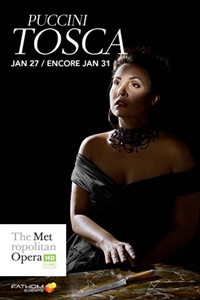 Poster of The Metropolitan Opera: Tosca ENCORE